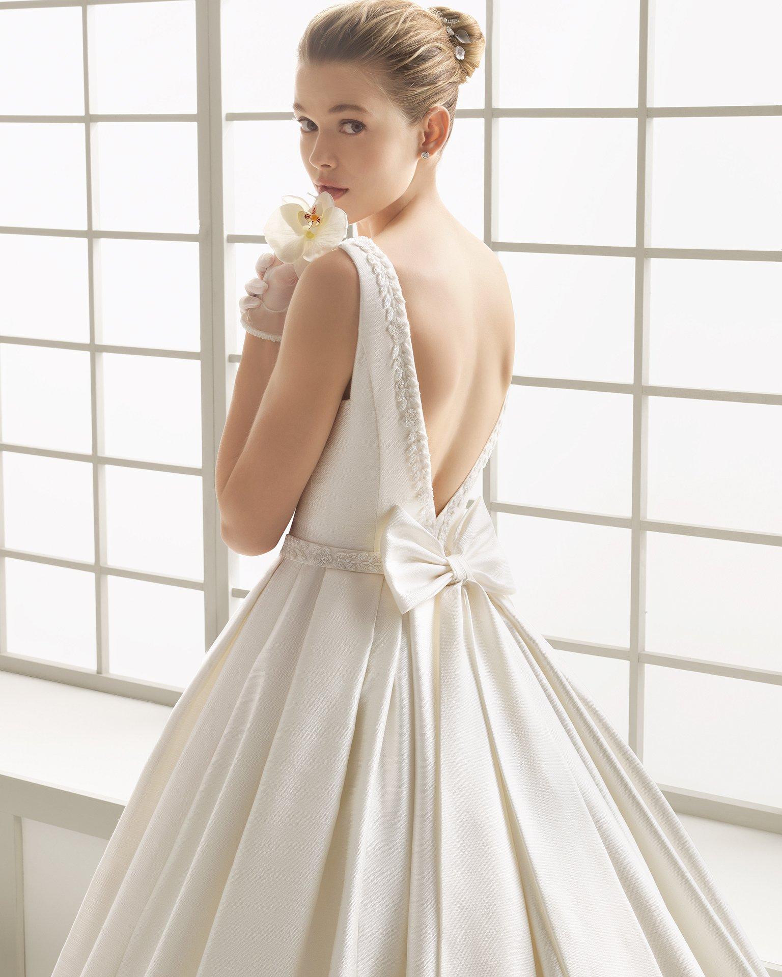 Modello Delicado di Rosa Clarà 2016