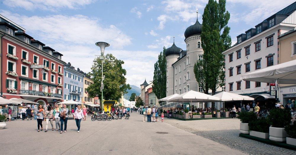 Viaggio di nozze in Tirolo, Lienz