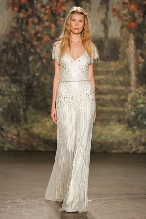 Jenny Packham, bridal week, New York