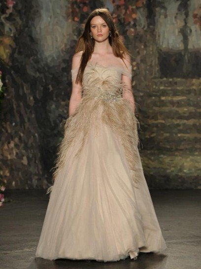 Sfilata Jenny Packham, bridal week, New York