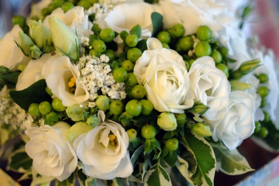 Il bouquet di Daniela