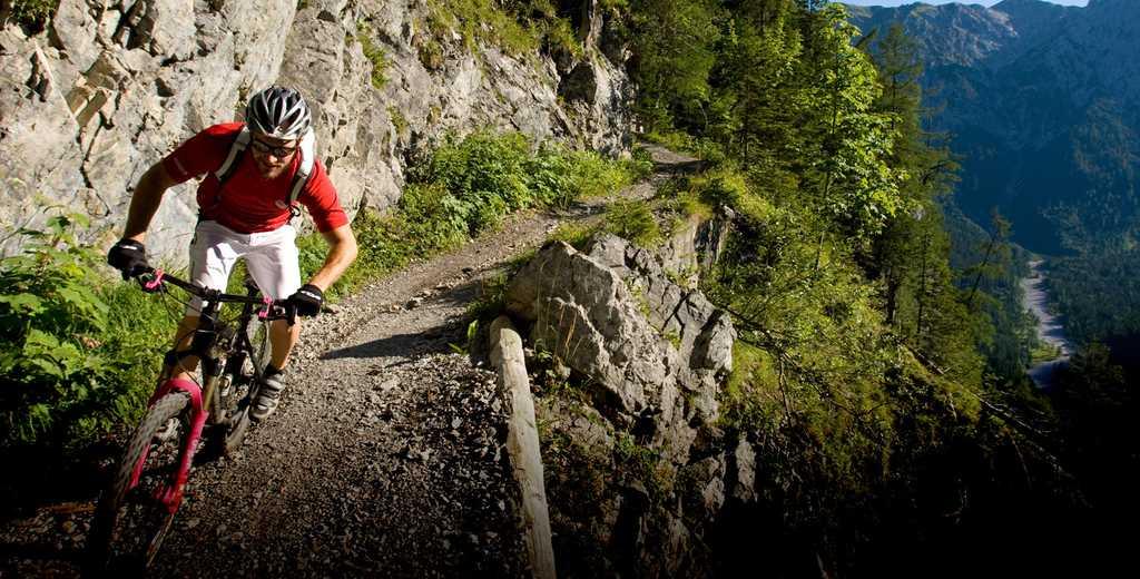 Divertitevi con delle escursioni in mountain bike
