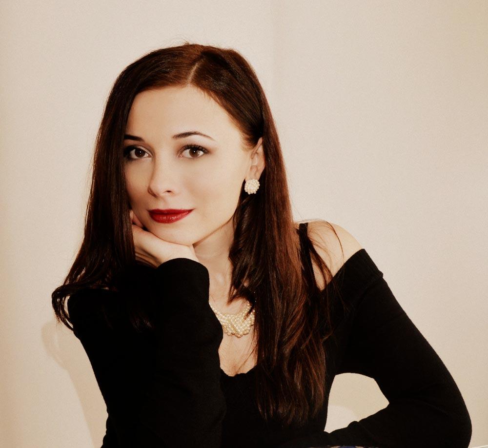 La stilista Ela Simorascenko