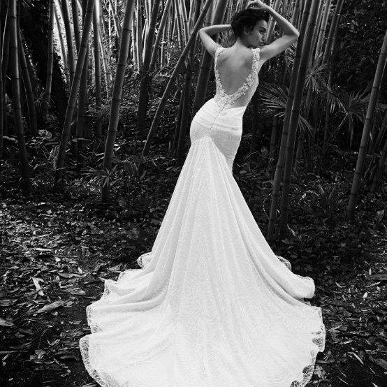 Abito da sposa a sirena, Le Spose di Stefano Blandaleone