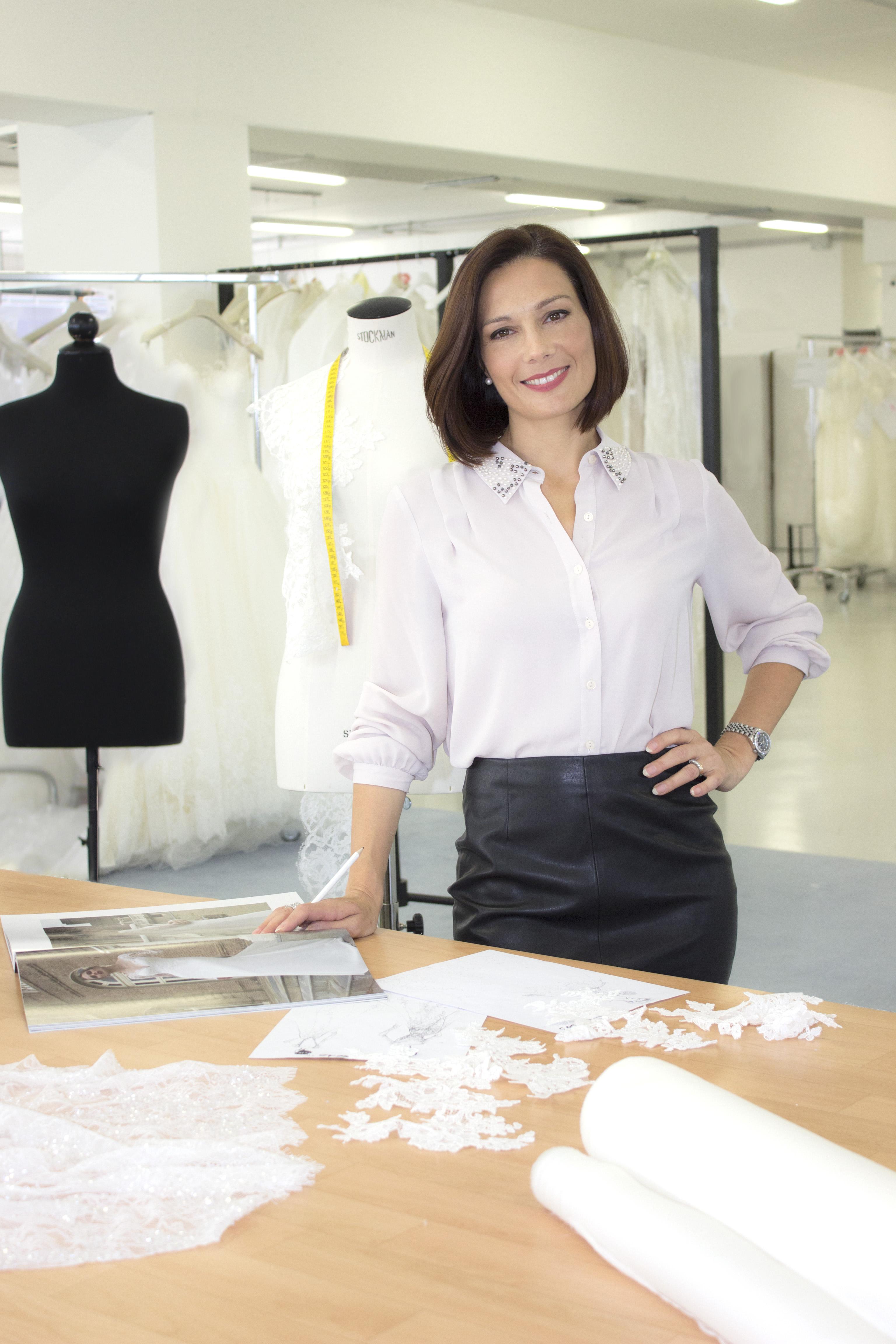 Alessandra Rinaudo, La stilista delle spose