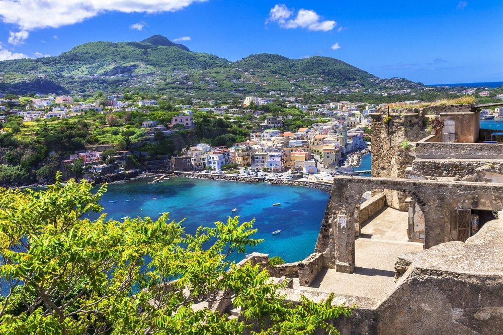 Viaggio di nozze in Italia, Ischia