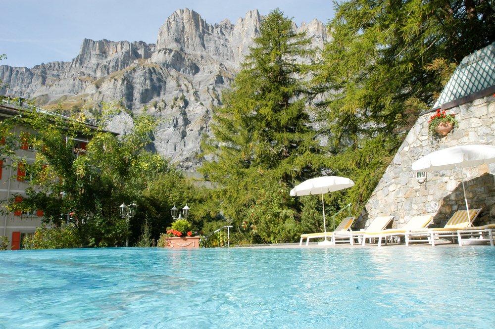 Viaggio di nozze in Svizzera, Leukerbad – Stefano Ember/Shutterstock.com