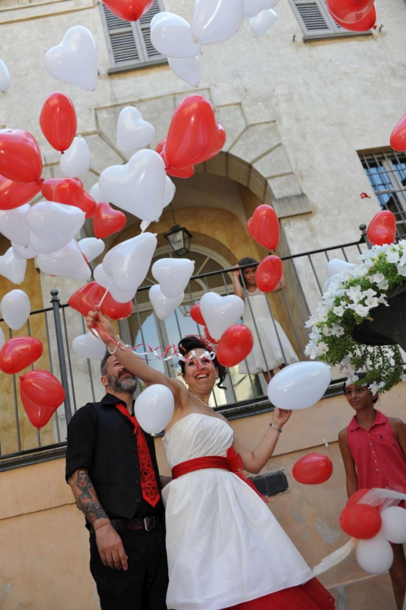 Paola e Giuseppe finalmente sposi