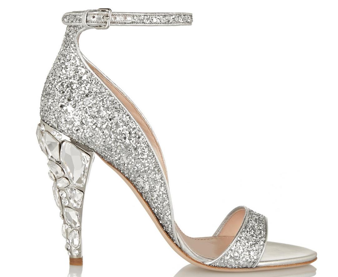 Miu Miu, scarpe da sposa per sorprendere e brillare