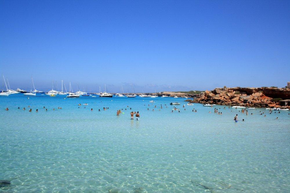 Viaggio di nozze alle Baleari: Formentera