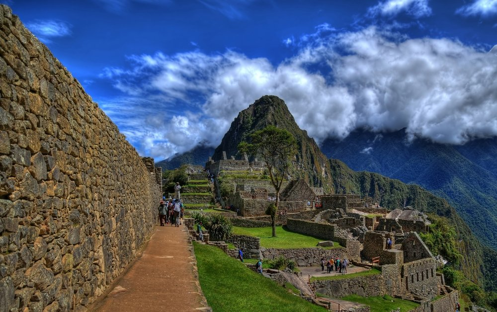 Viaggio di nozze in Perù, Machu Picchu