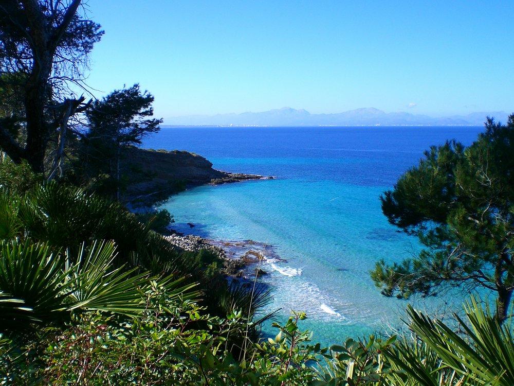 Viaggio di nozze alle Baleari, Palma di Maiorca