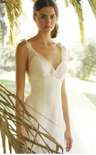 Abiti da sposa naturali, Adele Wechsler Eco Couture Collection