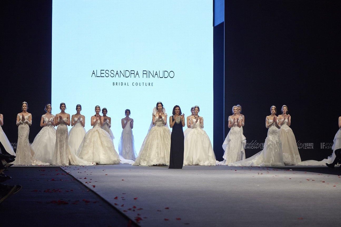 Alessandra Rinaudo a Izmir