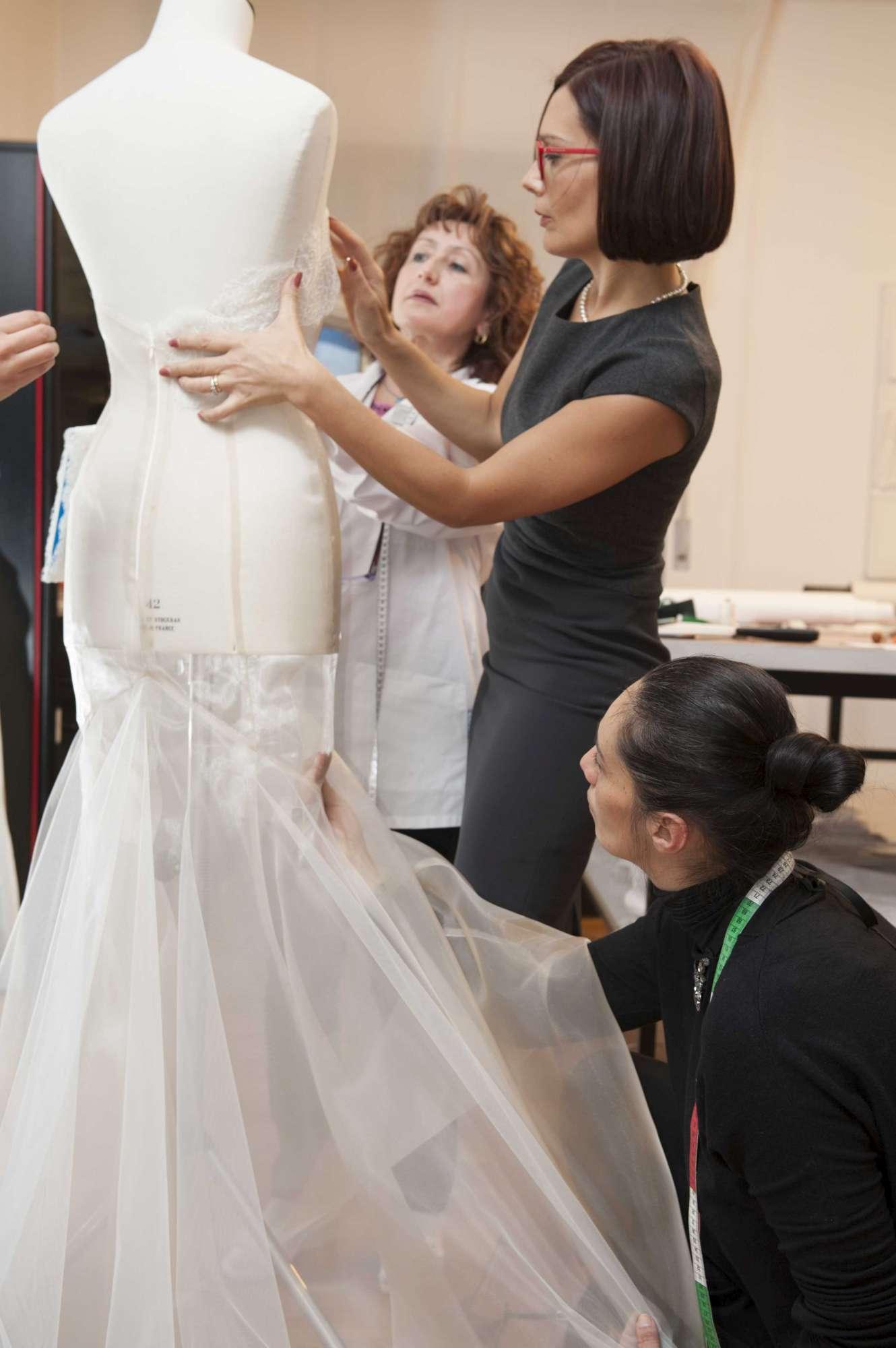 La stilista delle spose Real Time