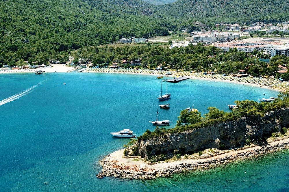 Viaggio di nozze in Turchia, Antalya