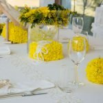 Sposarsi l'8 marzo, matrimonio in giallo acceso e verde lime