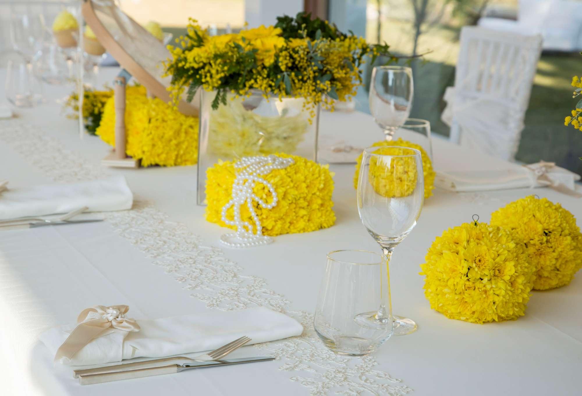 Matrimonio In Giallo E Bianco : Matrimonio marzo e festa della donna insieme panorama