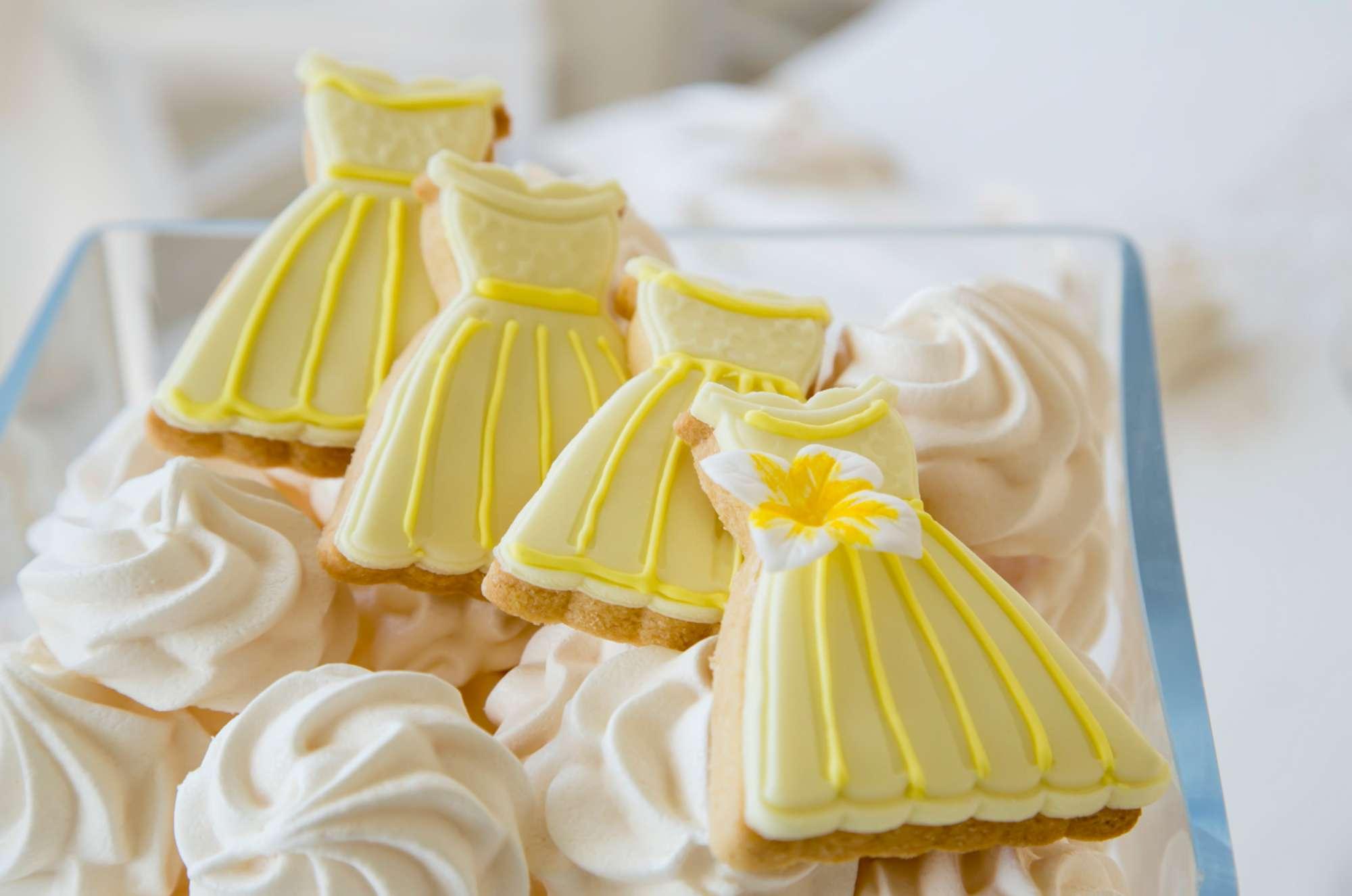 Matrimonio festa della Donna, il dolce degli sposi