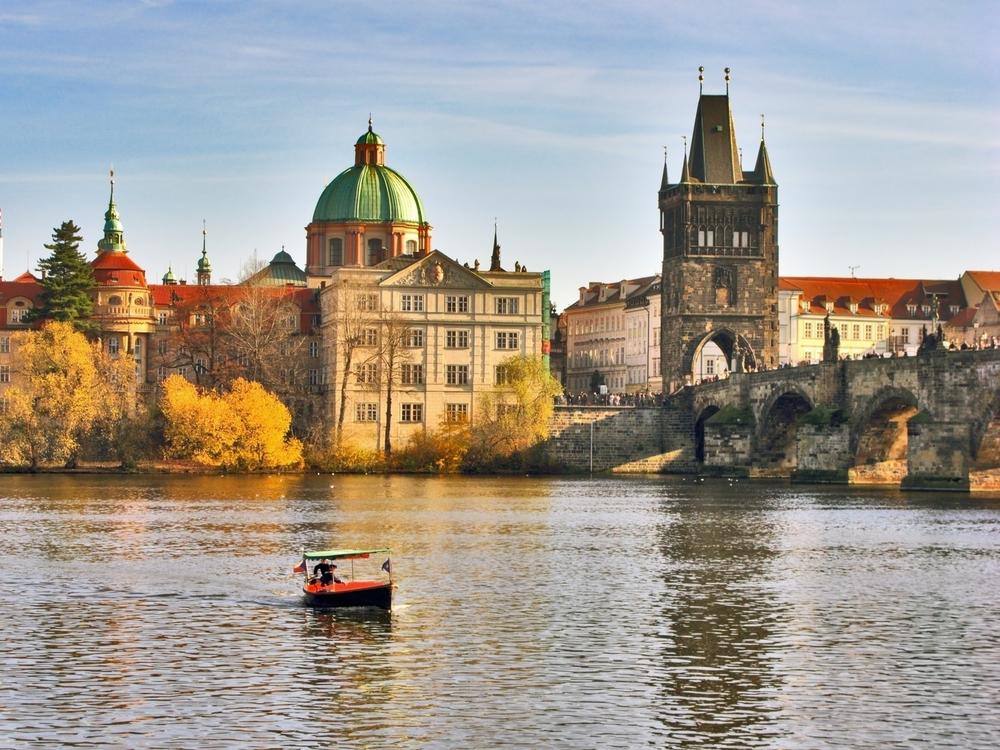Viaggio di nozze in Repubblica Ceca