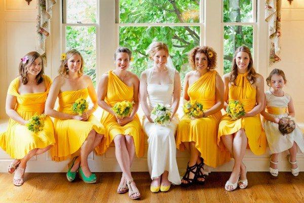 Idee Per Matrimonio Tema Girasoli : Matrimonio in giallo idee originali per gli sposi panorama sposi