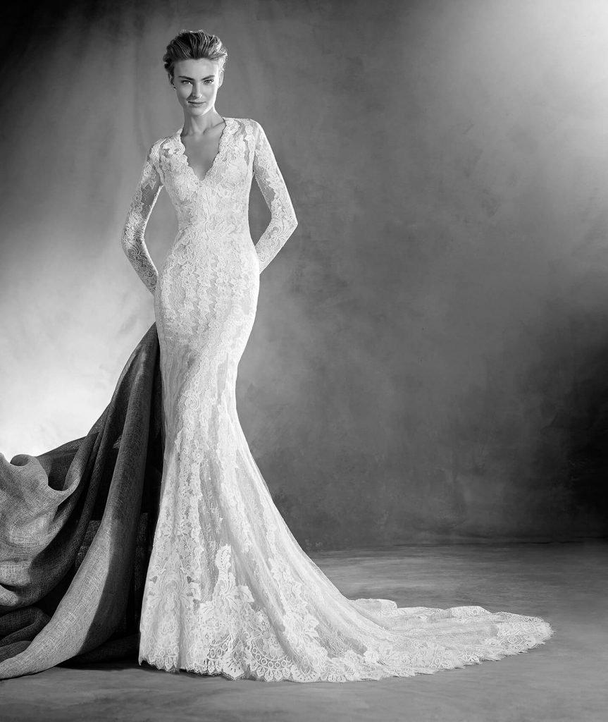 abiti da sposa pronovias 2017