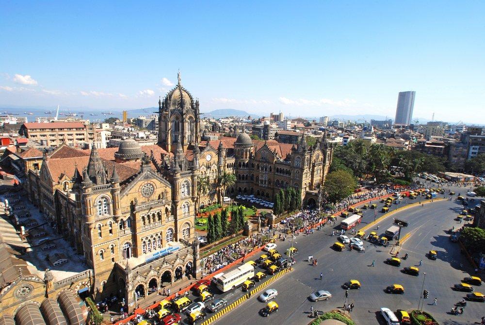 Viaggio di nozze in India, Mumbai