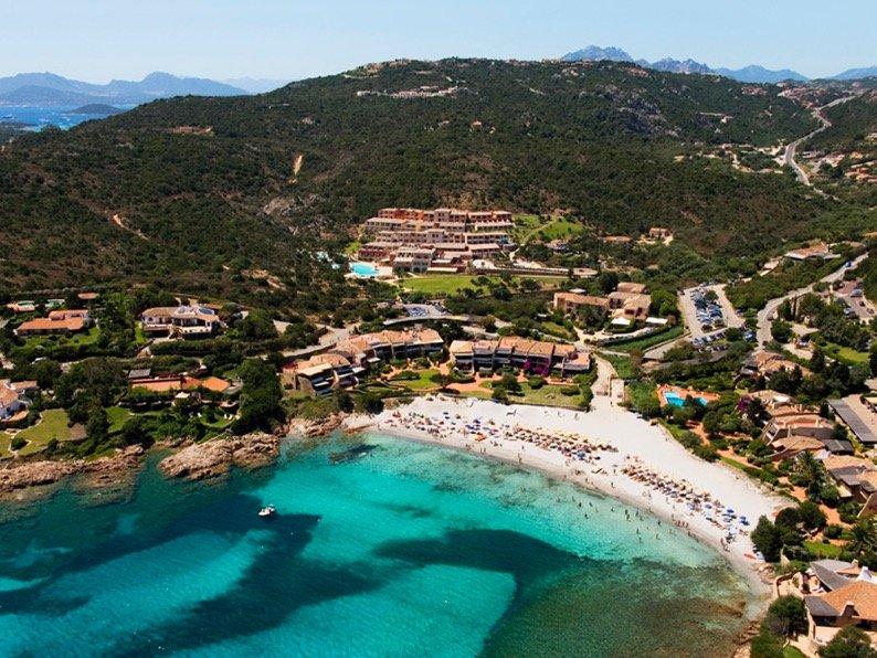 Colonna Pevero Hotel spiaggia