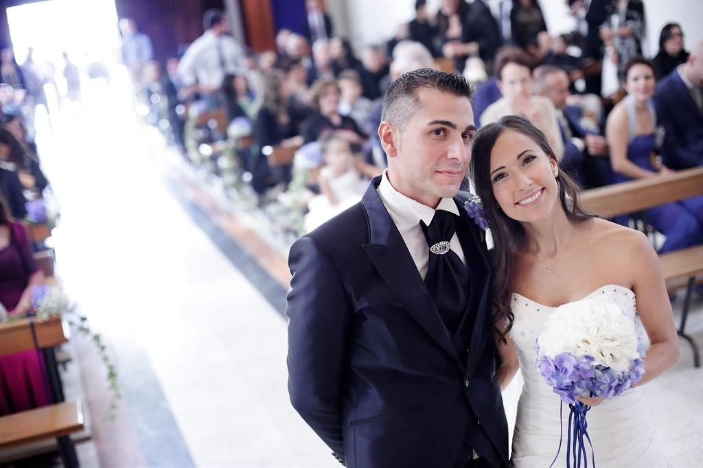 Valentina e Diego sposi