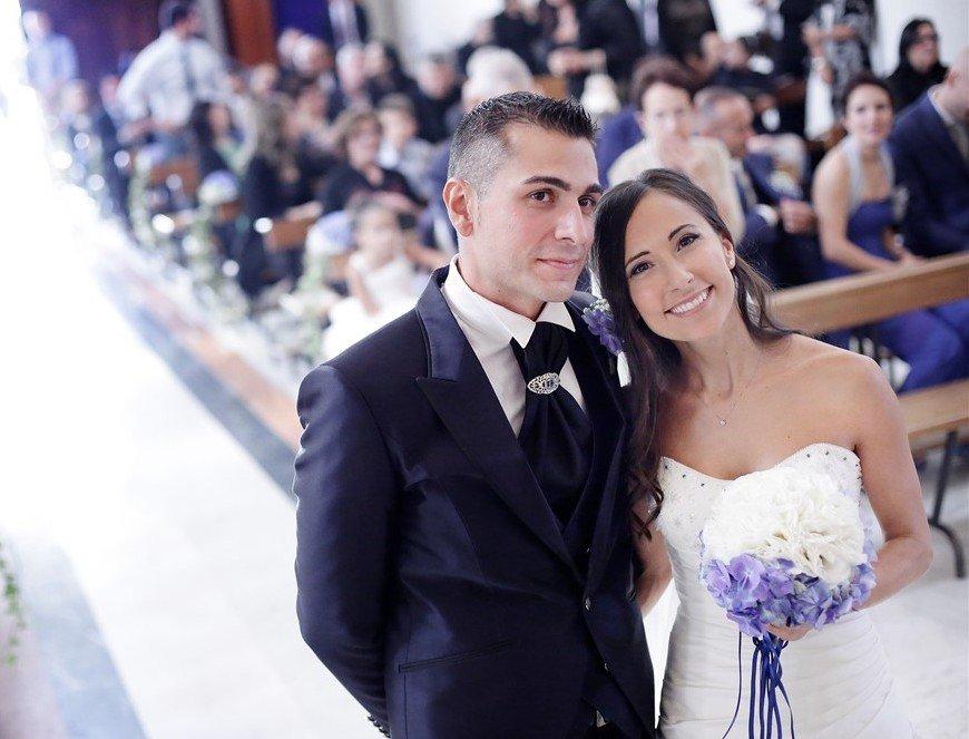 Matrimonio Tema Sardegna : Matrimonio tema mare le nozze di vale e diego panorama