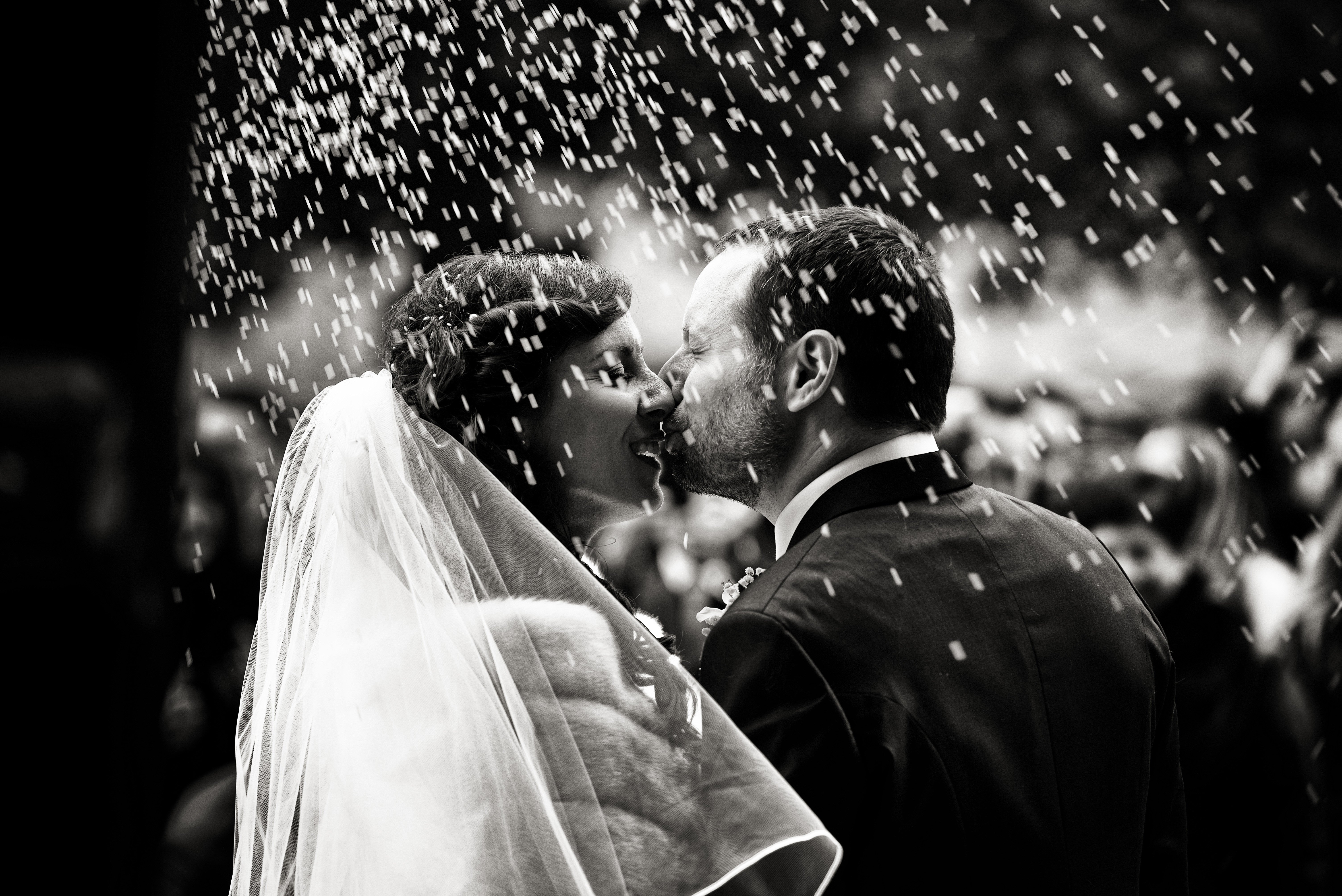 Emanuele e Serena, matrimonio shabby rustic