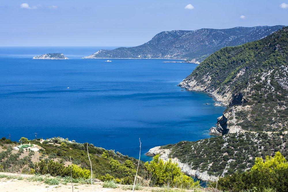 viaggio di nozze in grecia, alonissos