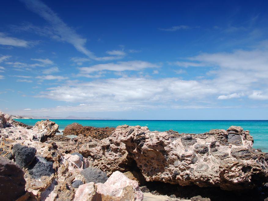 Matrimonio Spiaggia Fuerteventura : Viaggio di nozze alle canarie panorama sposi
