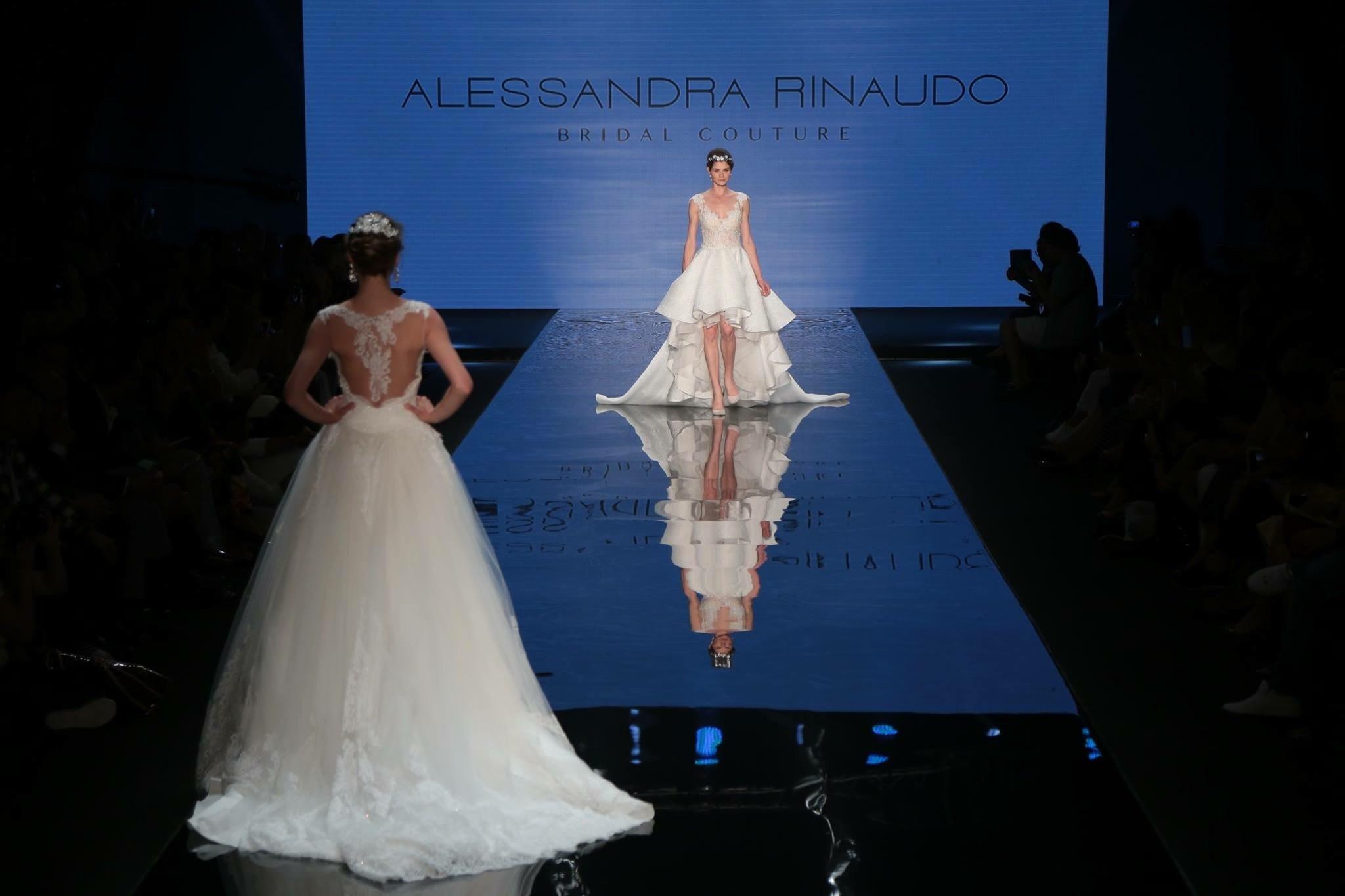 ee4afb2541b2 ... Alessandra Rinaudo Bridal Couture 2017. di Elisa Cornelli. View Gallery  13 Photos. Panorama Sposi. 1
