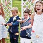 Matrimonio con bambini piccoli, come fare per intrattenerli?