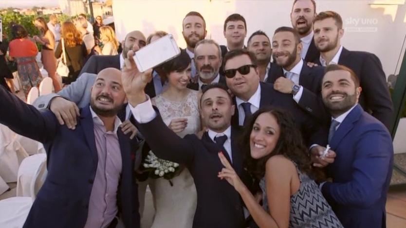matrimonio a prima vista il selfie della prima puntata
