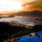 Viaggio di nozze romantico alle Isole Vergini