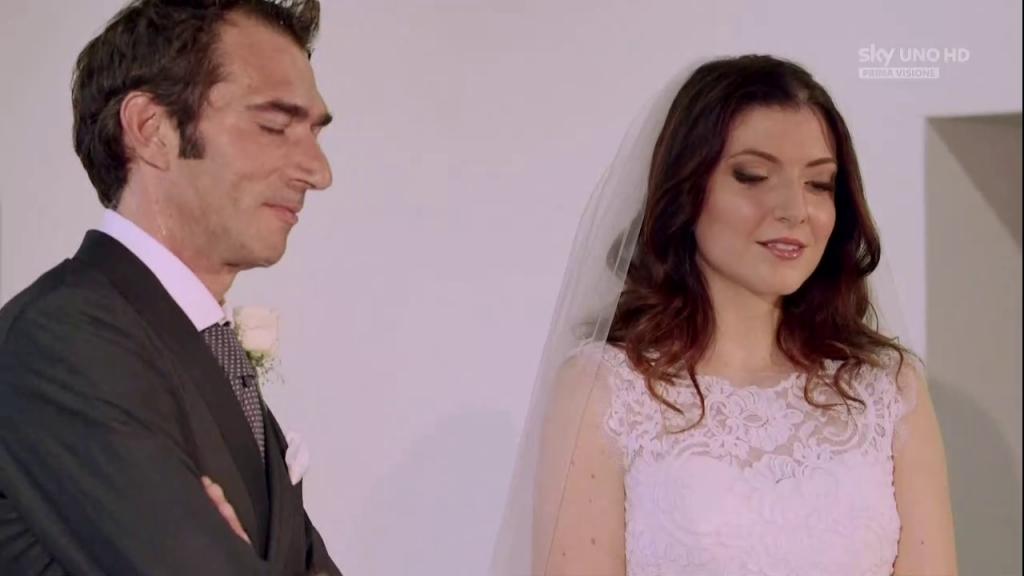 Fabrizio e Annalisa, Matrimonio a prima vista Italia