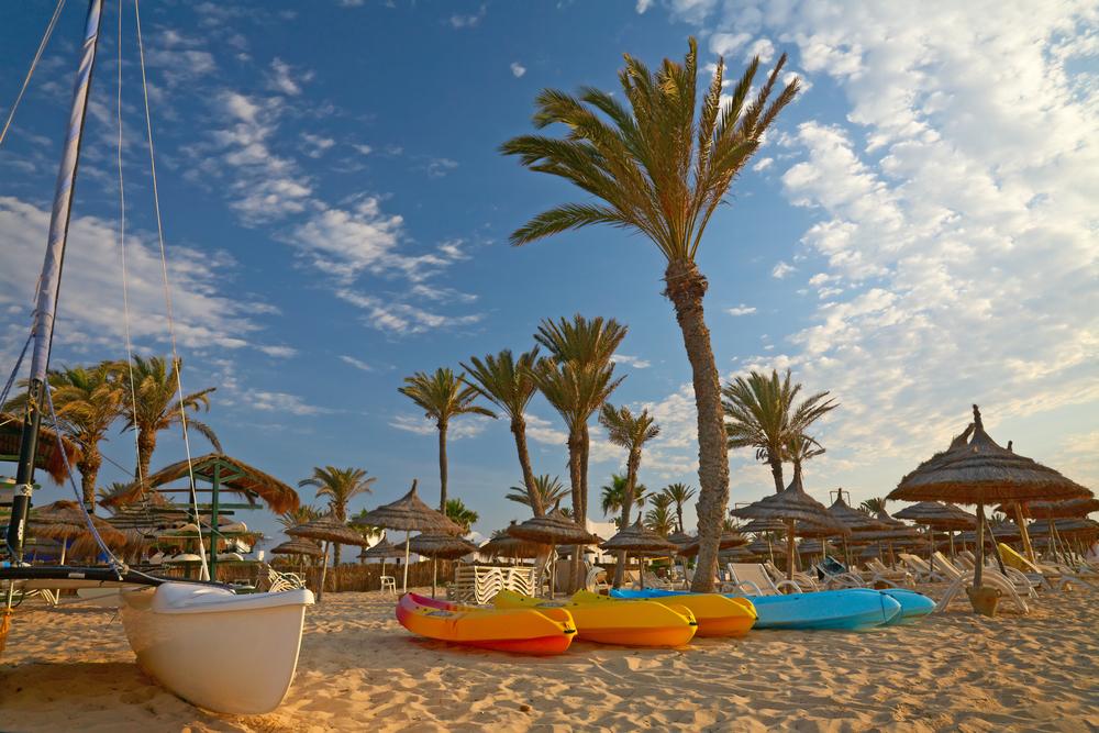Viaggio di nozze in Tunisia, Djerba