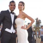 Matrimonio Melissa Satta, le foto delle nozze con Boateng