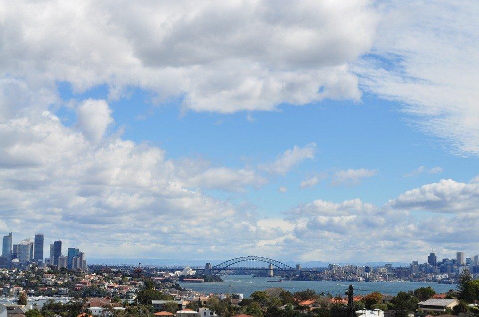 Viaggio di nozze in Australia
