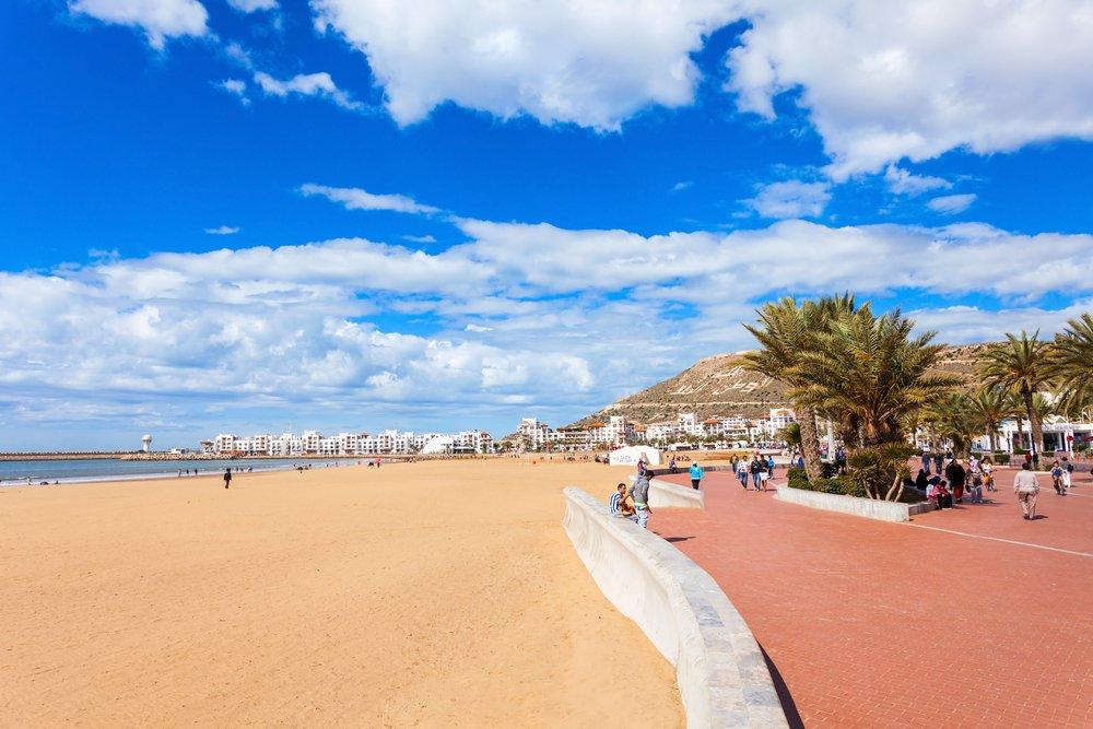 Viaggio di nozze ad Agadir