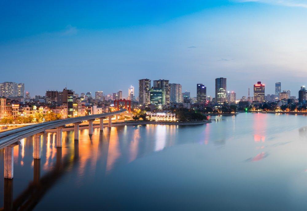 Viaggio di nozze in Vietnam, Hanoi