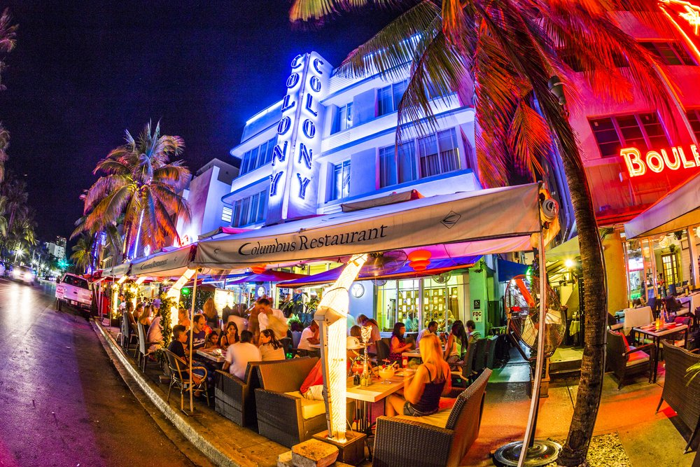 Miami nightlife_Jorg Hackemann shutterstock_211999069