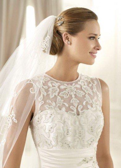 Velo da sposa sì o velo da sposa no  I fiori possono essere degli ottimi  sostituti 5af56783ad0