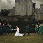 Matrimonio tema Games of Thrones, foto di nozze diventa virale