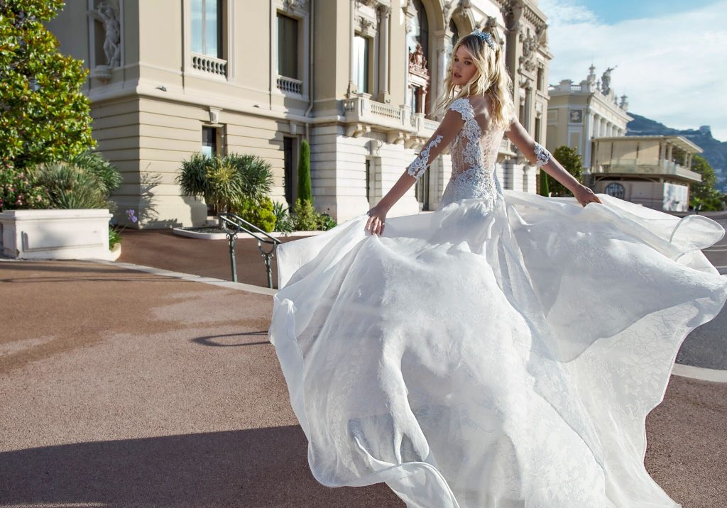 Alessandra Rinaudo Bridal Couture 2017