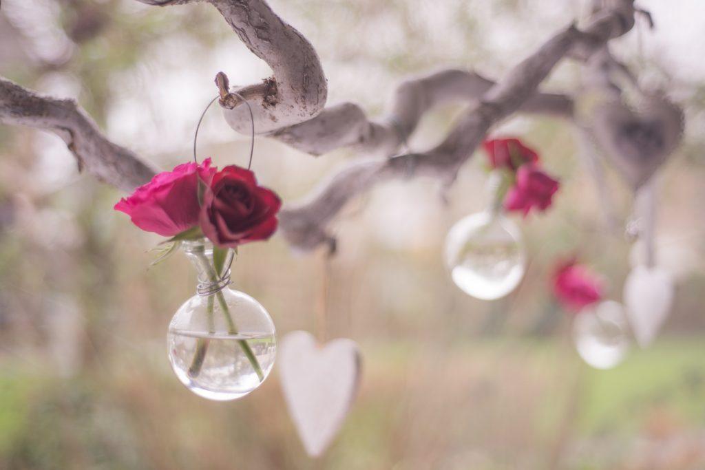 decorazione giardino wedding
