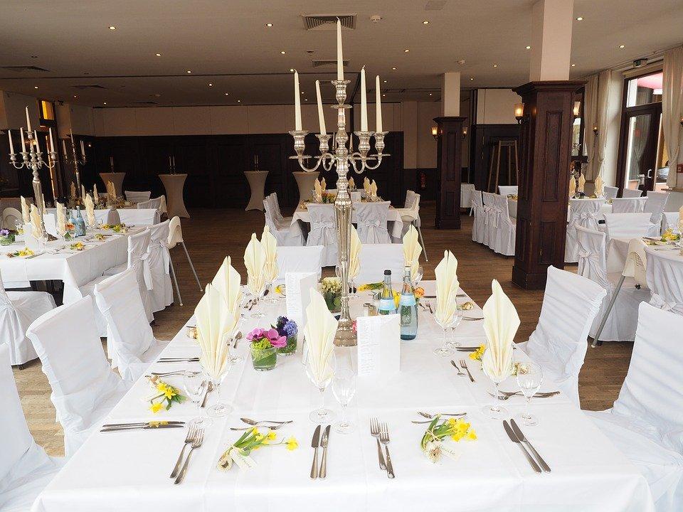 sala e candelabri, location matrimoni low cost