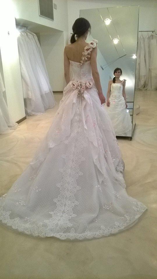 abito da sposa ,qualità low cost